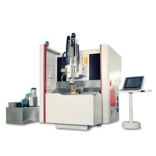 SJ MULTI AXIS CNC EDM SMALL HOLE DRILLING MACHINE